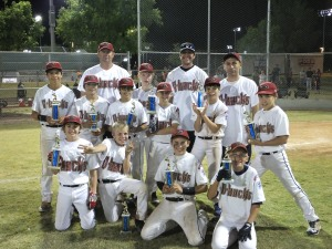Josh Little League Champions